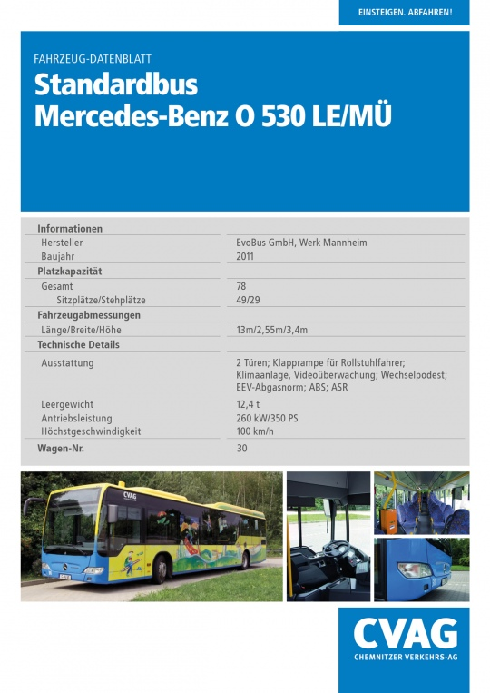 Low-Entry Mercedes-Benz O 530 LE/MÜ_normal