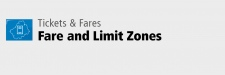 Fare and Limit Zones